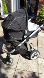 Apple icandy travel system