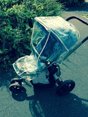 Quinny buzz 2014 model pushchair with extras for sale