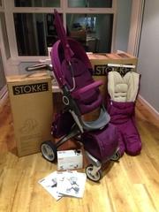 New Stokke Xplory V4 2014 Complete Package:WhatsApp +66917368522