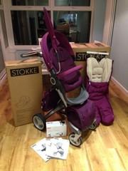 New Stokke Xplory V4 2014 Complete Package /Whatsapp :  2349033180786